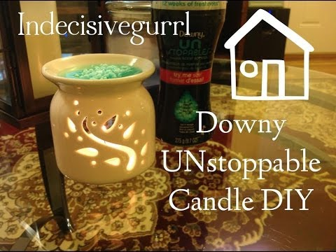 Downy UNstopable EASIEST DIY EVER!!!!