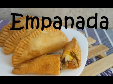 Empanada | How to make Empanada | Fried Empanada | No bake Empanada | Pinoy Empanada | easy empanada