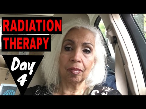 Radiation Therapy - Day Four