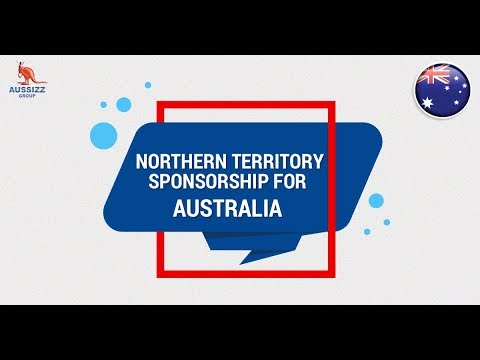 Northern Territory Sponsorship for Australia.