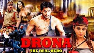 Drona The Real Hero - (2015) - Dubbed Hindi Movies 2015 Full Movie HD l Nitin, Priya Mani