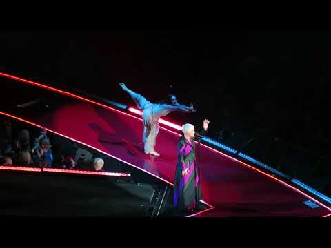 Who Knew by P!NK @ Oracle Arena Oakland - 5/19/18