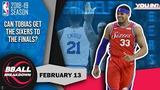 Does Tobias Harris Get The Sixers To The Finals?