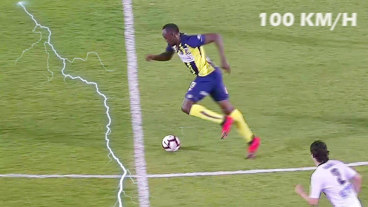 Legendary Sprint Speeds In Football