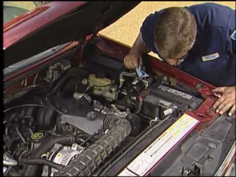 Changing Spark Plugs & Replacing Plug Wires - AutoZone Car Care