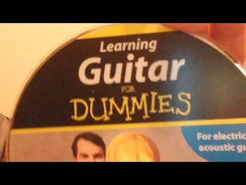 Learning Guitar For Dummies DVD Review