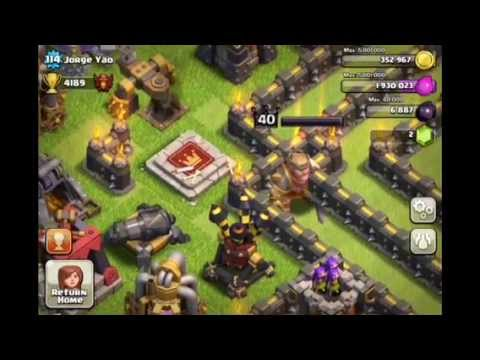 Clash of clans new update overview! (May)
