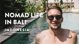 A DAY IN THE LIFE - CANGGU DIGITAL NOMAD | Bali Travel Vlog 144, 2018