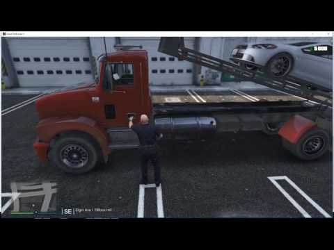 Tow Truck Test