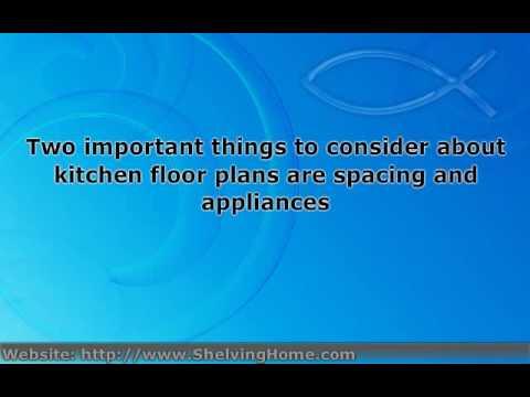 Kitchen Floor Plans That Work