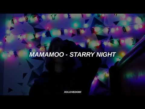 Download Mamamoo - Starry Night // Sub Español - BeLagu