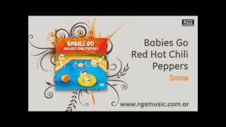 Babies Go Red Hot Chili Peppers - Snow