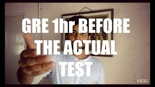 GRE- Things you need to know before actual test ! | MS in US