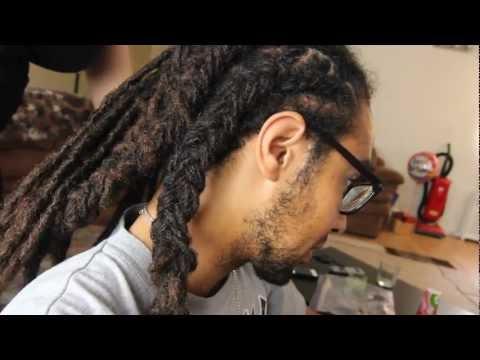Braiding Dreadlocks [Tips, Tutorial, Style]