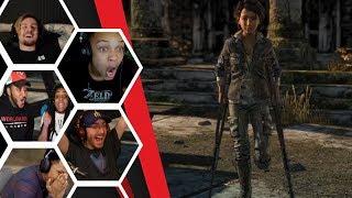 The Walking Dead: The Final Season Episode 4 - Brutal Clem