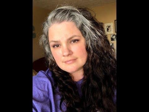Having GRAY HAIR at ANY AGE!