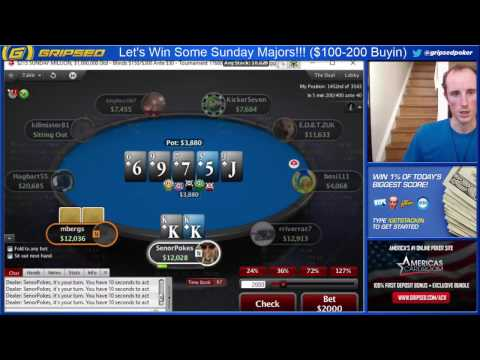 Was This the Right Fold in the Sunday Million?