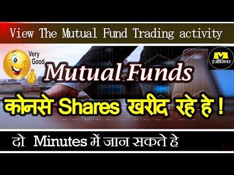 Mutual Funds - Holding  दो मिनट्स में कैसे जान सकते हे ? - Stock Market India