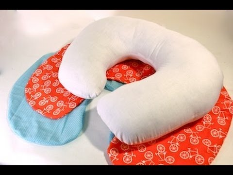 Sew A Poppy Pillow Form (FREE PATTERN)