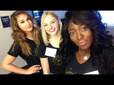 Sorority Recruitment | Day 1 & 2 Vlog