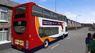 Omsi 2: Yorkshire 2 0   Route 17 - Eamons85 - imclips net