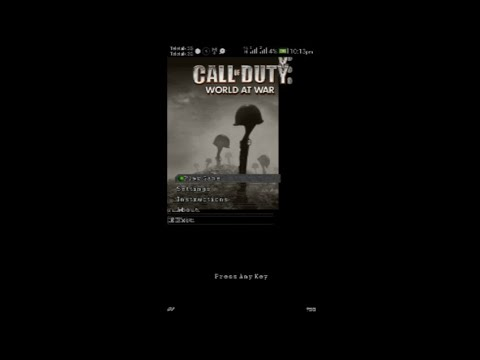 Call Of Duty: World At War Java To Apk