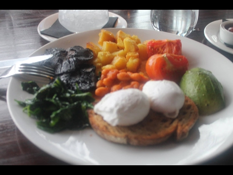 Breakfast @The 5* Aqua Shard Level 32 #BossLady #Lifestyle
