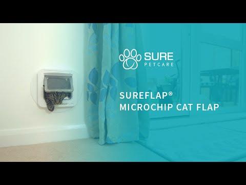 The SureFlap Microchip Cat Flap
