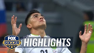 Mexico vs. Russia | 2017 FIFA Confederations Cup Highlights