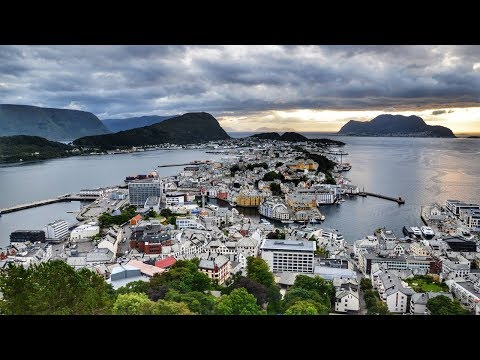 Amazing Norway from above | Drone video