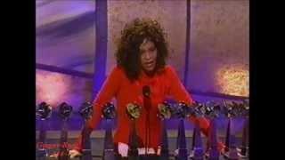 """Whitney Houston"" Wins 11 Billboard Music Awards"