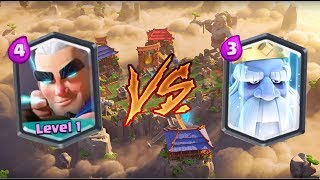 Magic Archer Vs Royal Ghost | Clash Royale Mega Challenge | Who is better? #10