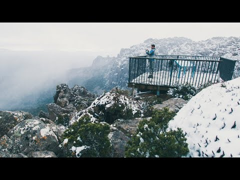 It snowed on Ben Lomond in Tasmania! - Brake Magazine