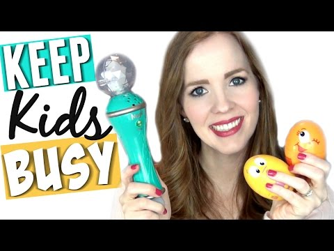 Keep Kids Busy WITHOUT Electronics! | Collab with Fancy That with Candice & Twins and Toddlers!