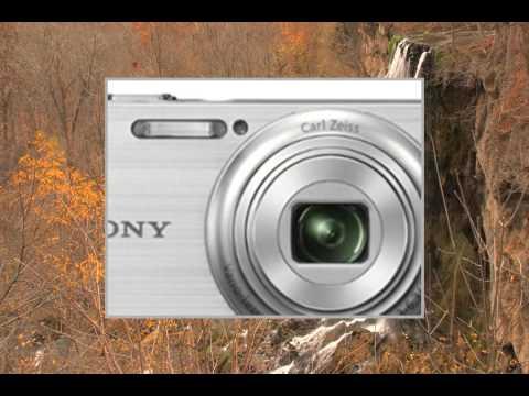 SONY DSCW730 silver Flash