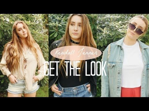 GET THE LOOK FOR LESS: Kendall Jenner | 5 Street Style Outfits!