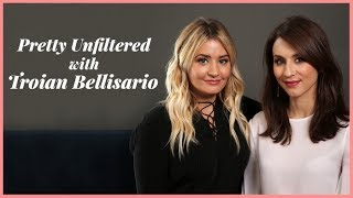 Troian Bellisario on Her Eating Disorder, FEED, and PLL's Future | Pretty Unfiltered