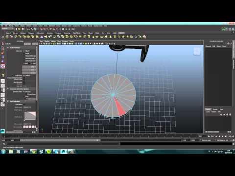 Autodesk Maya tutorial: Robot Spider - Marcus Marker