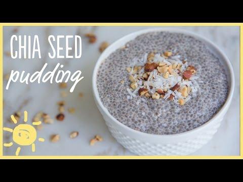 EAT | Chia Seed Pudding