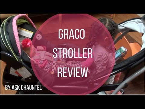 Graco Stroller Review - Double Stroller - Two Seats