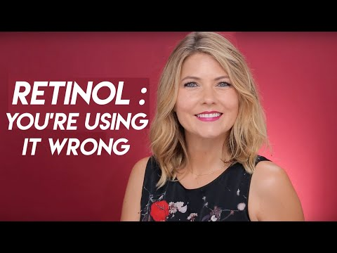 Over 40 Skincare - How to Wear Retinol While NOT Drying Out Your Skin