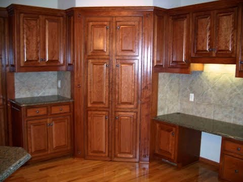 Corner Kitchen Pantry Cabinet Furniture