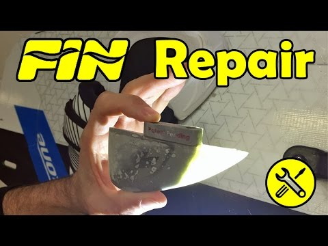 Best Surf Fin Repair
