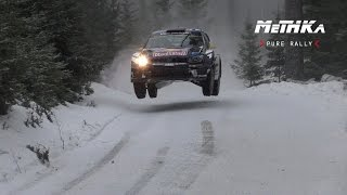 WRC Rally Sweden 2016 | MAX ATTACK