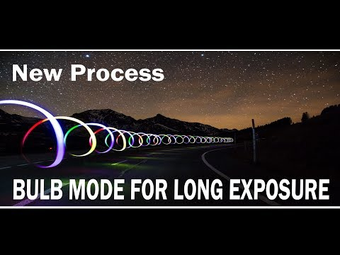 How to use Bulb mode on any canon DSLR