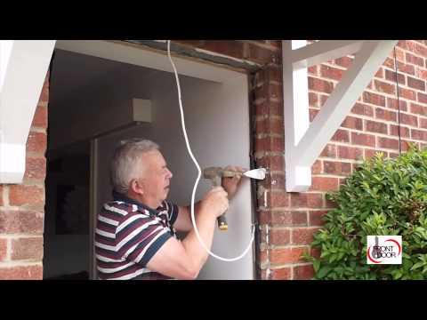 DIY Front Door Installation