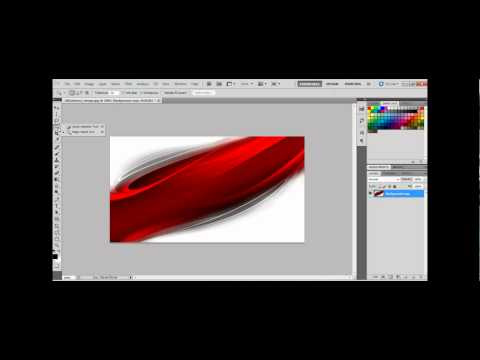 Tutorial#1-How to Create a Render Object|PhotoshopCS5| SomaticGFX