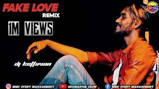 Dj Kettavan - Fake Love - Rk Arvin (Official Remix) Poiyana Kadhal 2