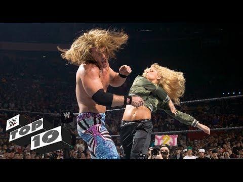 Xxx Mp4 Epic Superstar Slaps WWE Top 10 3gp Sex