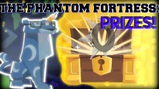 The prizes for the phantom portal easy